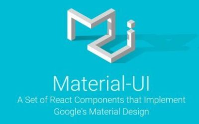 Introducing Google's Material Design library for React: material-ui